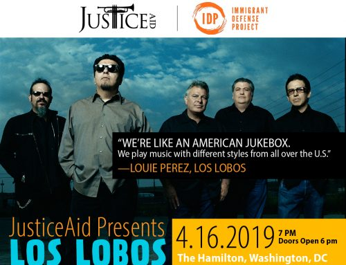Profile with Louis Perez, Los Lobos: April 16 at The Hamilton