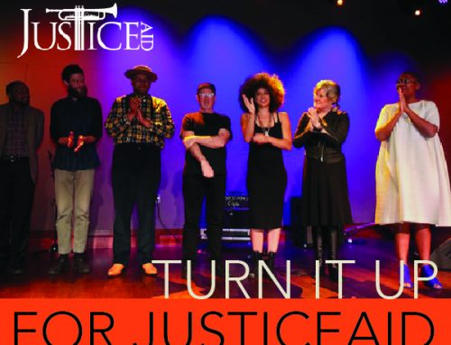 Buy Tickets and Support JusticeAid
