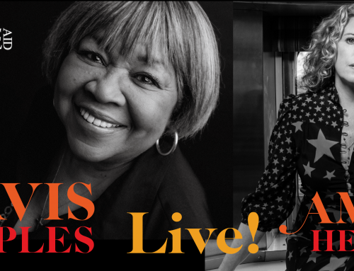 Save the Date! Mavis Staples to headline JusticeAid Fall Concert