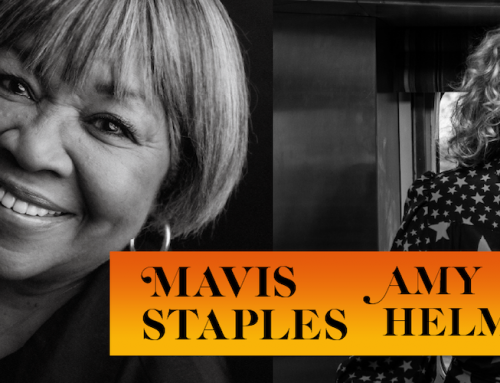 For Immediate Release: JusticeAid Presents Mavis Staples with Special Guest Amy Helm: A Concert for Neighborhood Defender Service