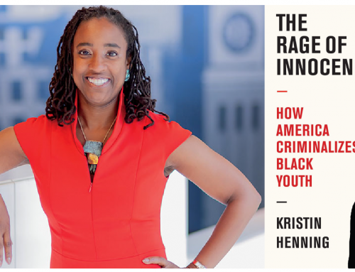 JusticeAid Announces Author Talk with Prof. Kris Henning at Busboys & Poets