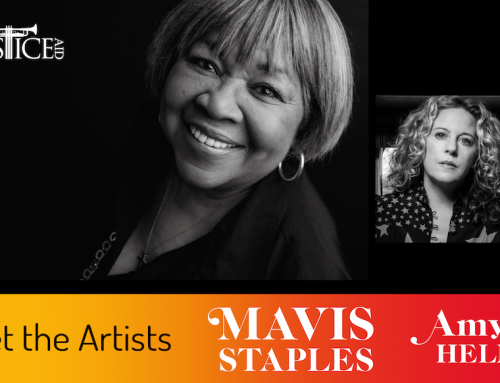 Don't miss this opportunity to spend an evening with Mavis Staples and special guest Amy Helm